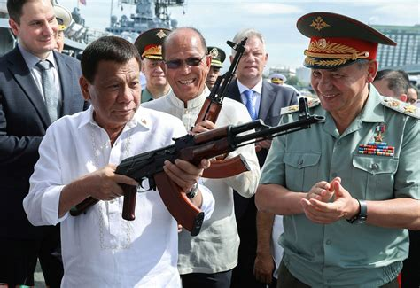 Russia weapons to boost Philippines in Islamic terror