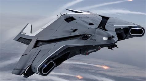 Image result for space taxi concept ships   Star citizen