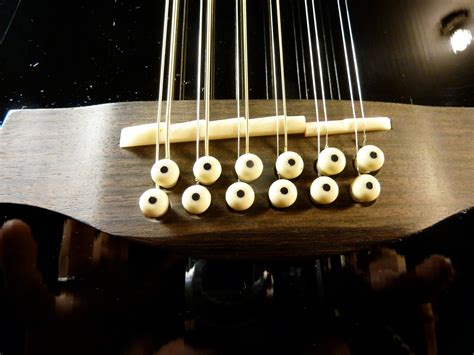 So you want to intonate a 12 string acoustic guitar