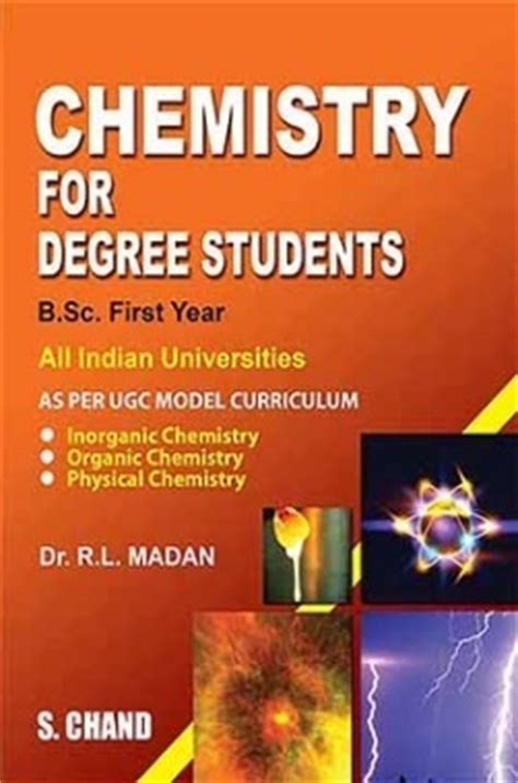 Download Chemistry for Degree Students (B