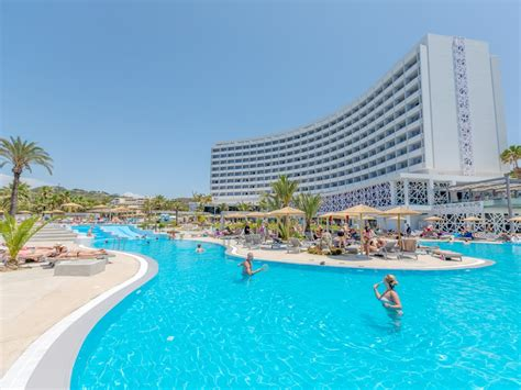 Akti Imperial – Familjehotell i Ixia med All Inclusive