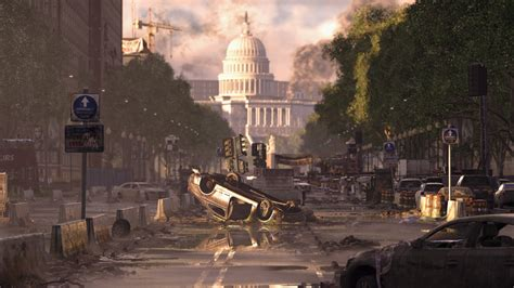 Tom Clancy's The Division 2 Release Date And Pre-Order