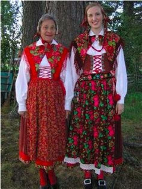 Traditional Swedish clothing   Traditional Clothing from