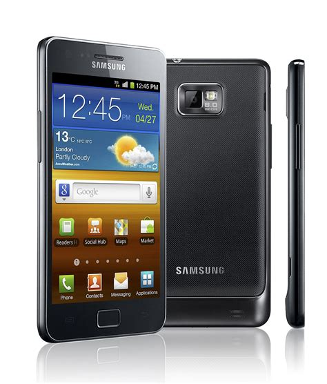 Samsung Galaxy S2 specs, review, release date - PhonesData