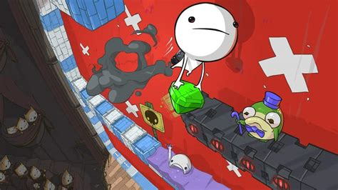 Here's Why You Need to Play Battleblock Theater – GameSpew