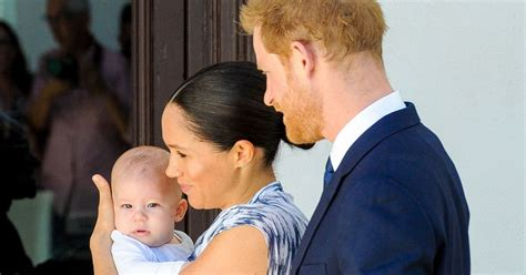 Meghan Markle Calls Baby Archie an 'Old Soul' During Royal