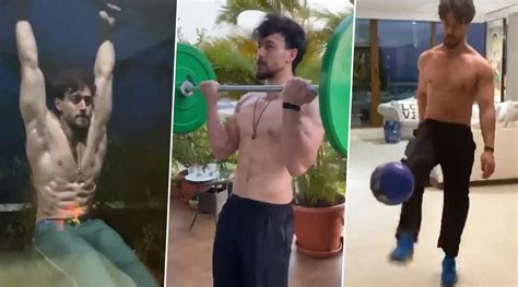 Tiger Shroff Goes Against His Mom's Rule, 'Plays' In The