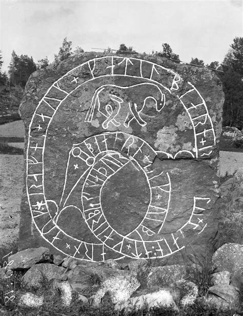 12 best Runestone & Runic inscriptions in Sweden images on