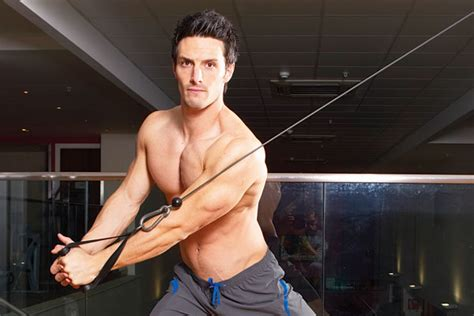 Cable Machine Exercises For Abs | Coach