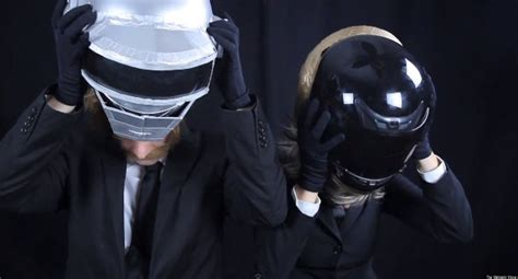 Daft Punk Gets Unmasked, And It's Not What You Expect