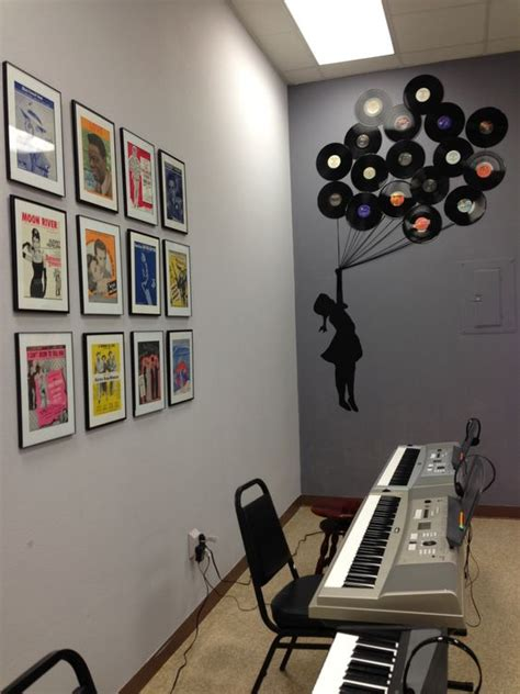 Old sheets, Music studios and Vinyl records on Pinterest