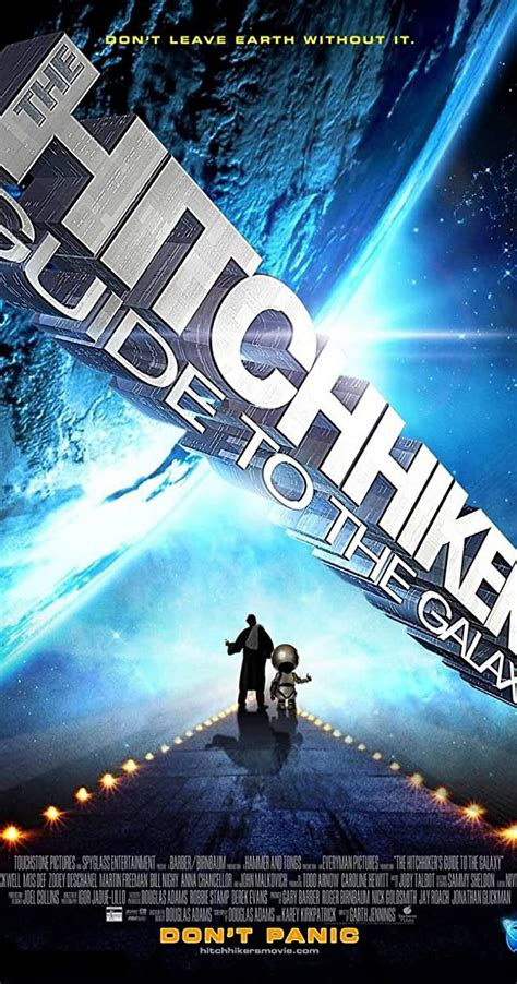 The Hitchhiker's Guide to the Galaxy (2005) - IMDb