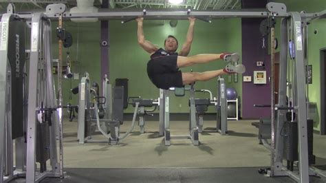 Pulverizing Advanced Abs Workout in the Gym - HASfit Hard