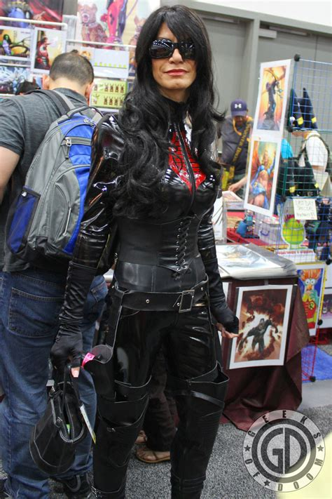 SDCC 2012: Cosplay Round-Up: G