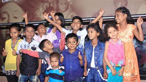 Photos: Sunny Pawar watches 'Lion' with his family in