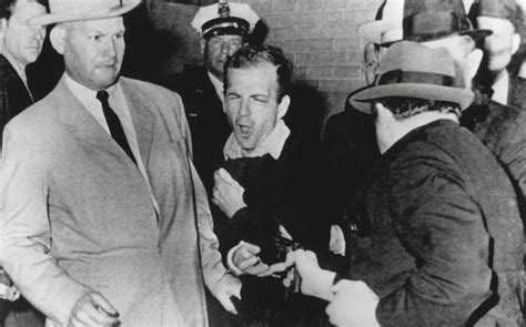 On this day: Lee Harvey Oswald's murder was broadcast live