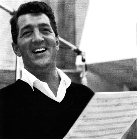 Dean Martin and his variety show