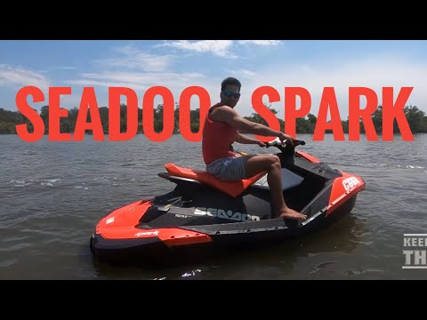 Sea-Doo Spark: Sparking a New Generation - YouTube