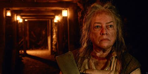 """Kathy Bates Will Not Be Back for """"American Horror Story"""