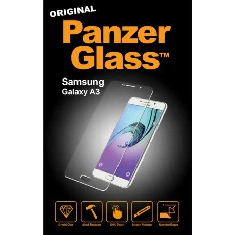 PanzerGlass Screen Protection for Samsung Galaxy A3 2016