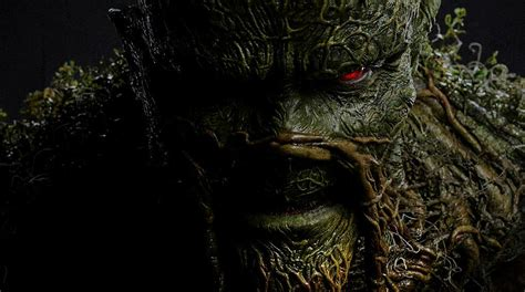 """New Trailer for DC Universe's """"Swamp Thing"""" Makes It Clear"""