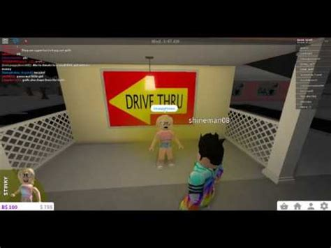 Roblox Bloxburg 10 Codes Cafe signs and Menu Cafe - YouTube
