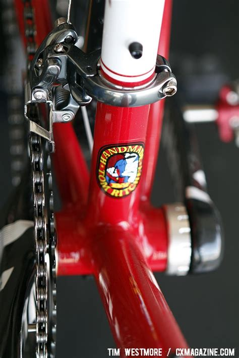 Sea Otter 2011: Ritchey Brings Back the Swiss Cross and