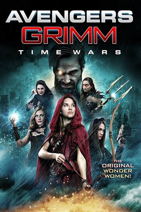 Download Avengers Grimm: Time Wars (2018) in 720p from
