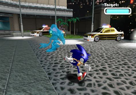 All Sonic Adventure DX Screenshots for PC