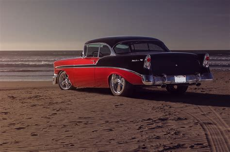 55 Chevy, 56 Chevy, 57 Chevy News and Tech - Super Chevy