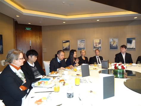 Meeting with the Swedish Customs Attaché - ScandAsia