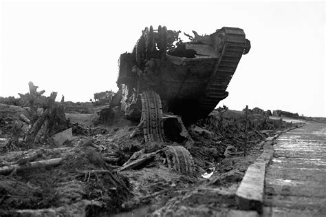 Battle of Passchendaele facts: Where exactly and when was