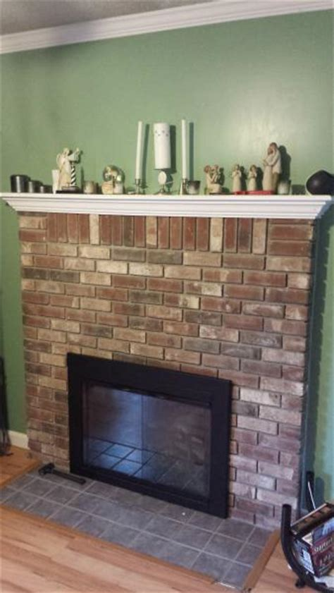How complicated is it to remove one row of bricks from a
