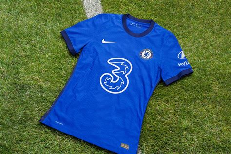 Nike, Three UK unveil new Chelsea home kit for 2020-21