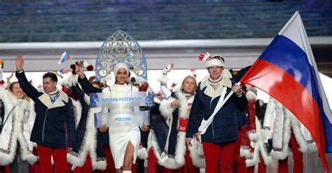 Russia Banned From Winter Olympics by I