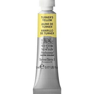 Winsor & Newton Professional Water Colour Turner's Yellow
